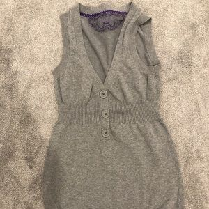 2 Talula sweater vests- price is for both